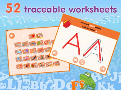 Animated flashcards, letter tracing, it\u0027s all here   itunes