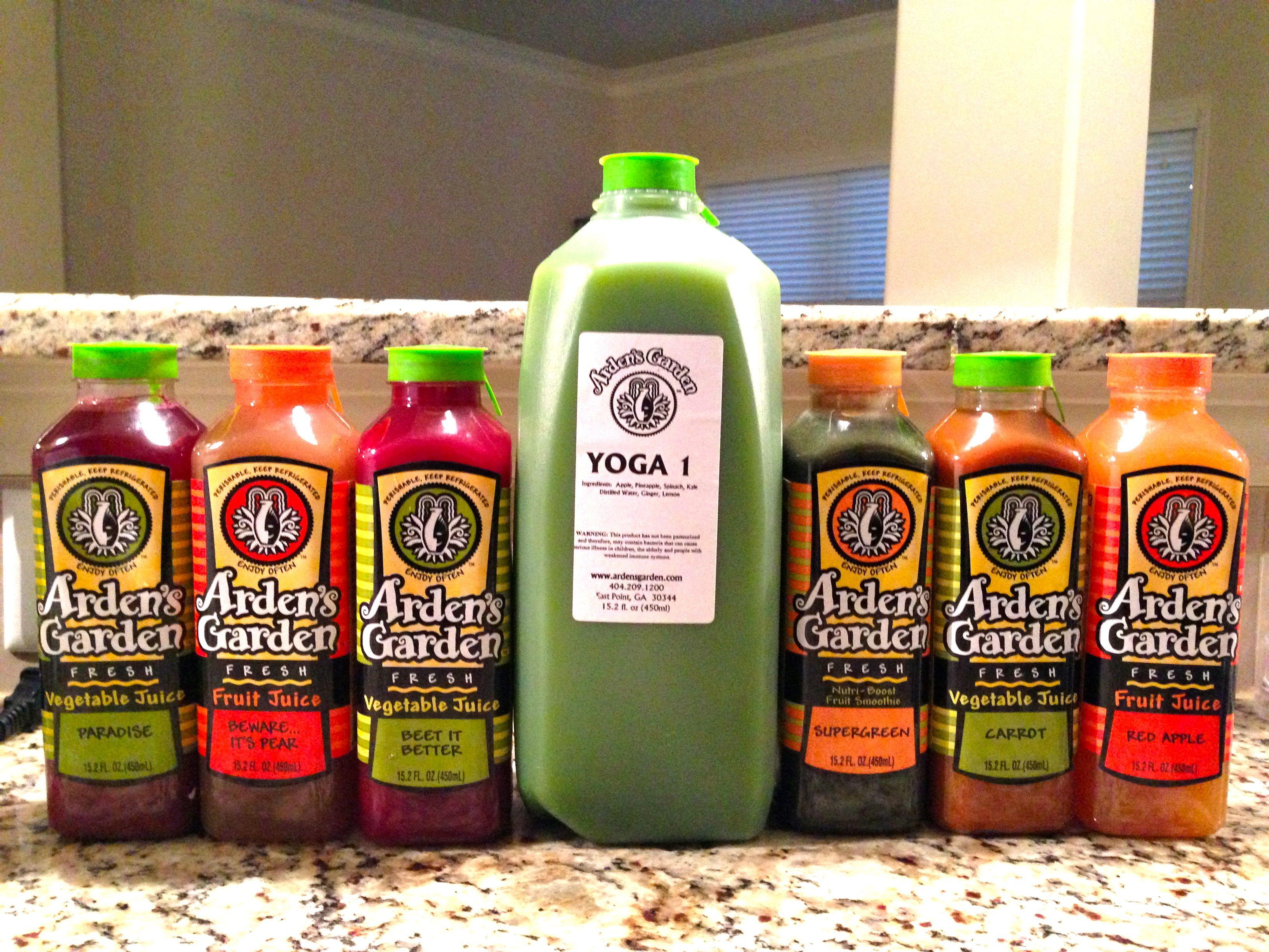 Juice Diet With Arden S Garden Juice Diet Meal Prep Clean Eating Juice Fast