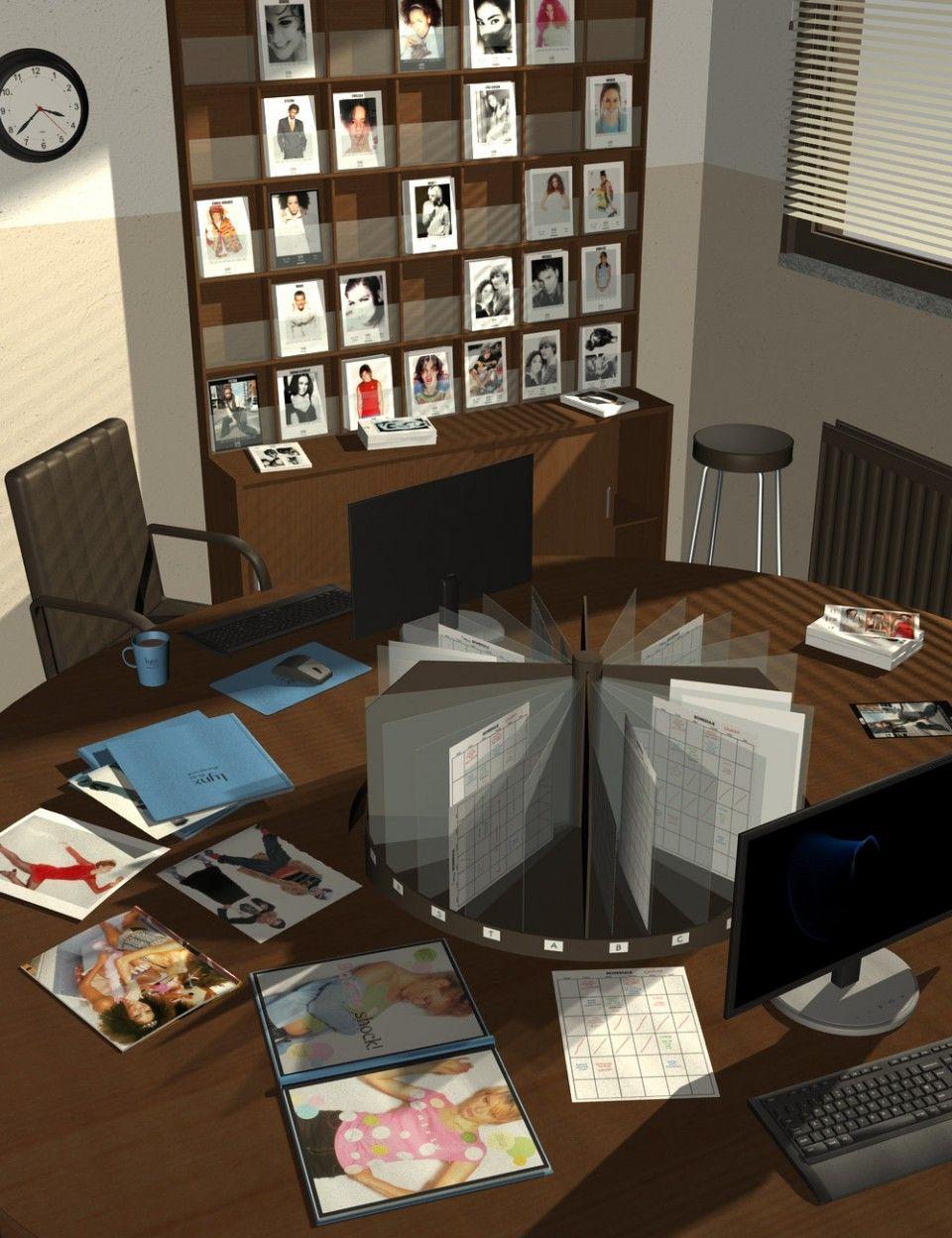 Best Free 3d Room Design Software: Model Agency, Agency Office