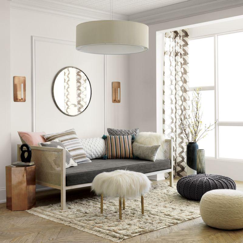 Best Oversized Equator Pendant Light Cb2 Home Decor Decor 400 x 300