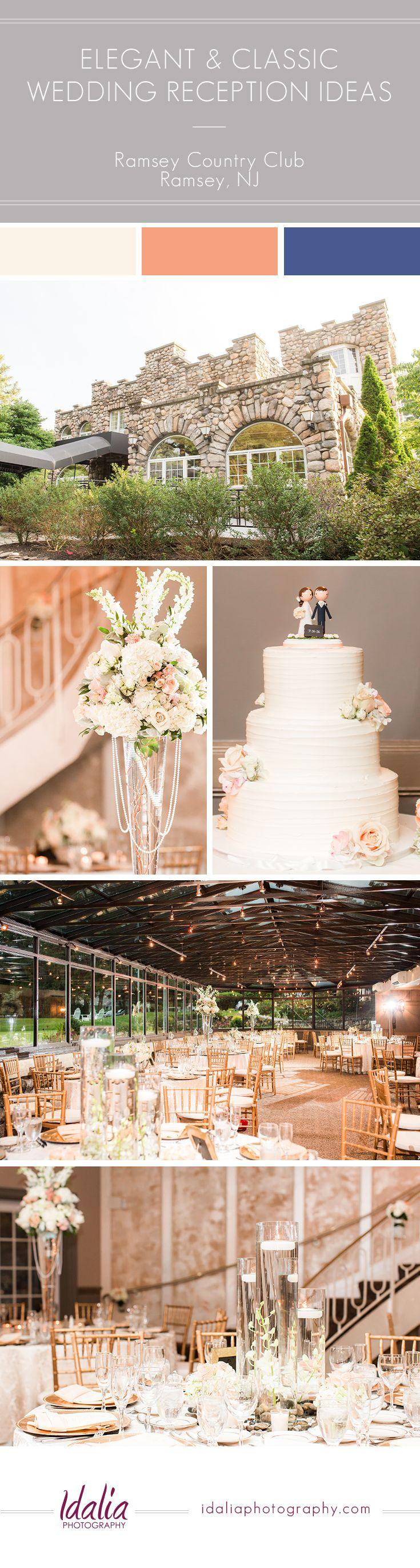 Ramsey country club wedding photos classic weddings pinterest