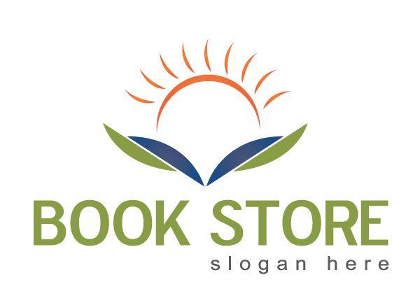 Green Book Store Logo
