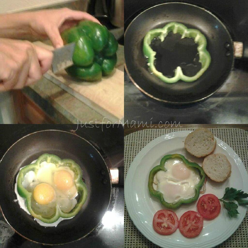 Desayuno original logo pimiento desayuno for Platos dulces