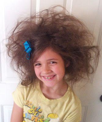 Tuesday Tips Crazy Hair Day Ideas Wacky Hair Crazy