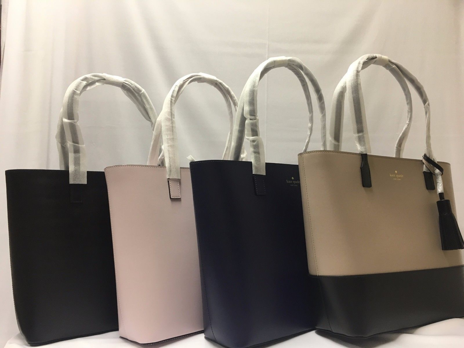 NWT Kate Spade Tori Sawyer Haven Wright Place Karla Maxi Tote ... 87e7e5d78b7ef