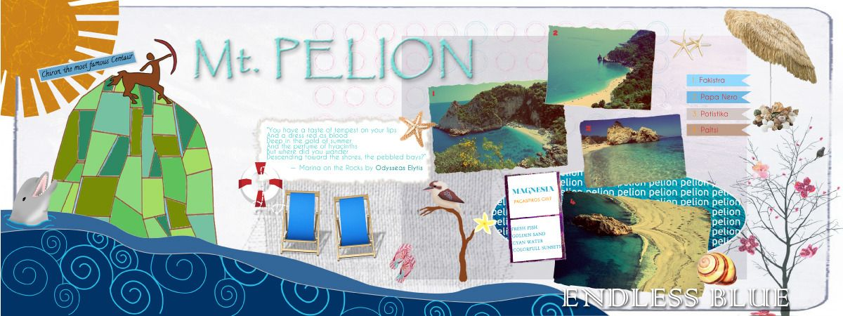 Pelion, Greece: Home of the Centaurs