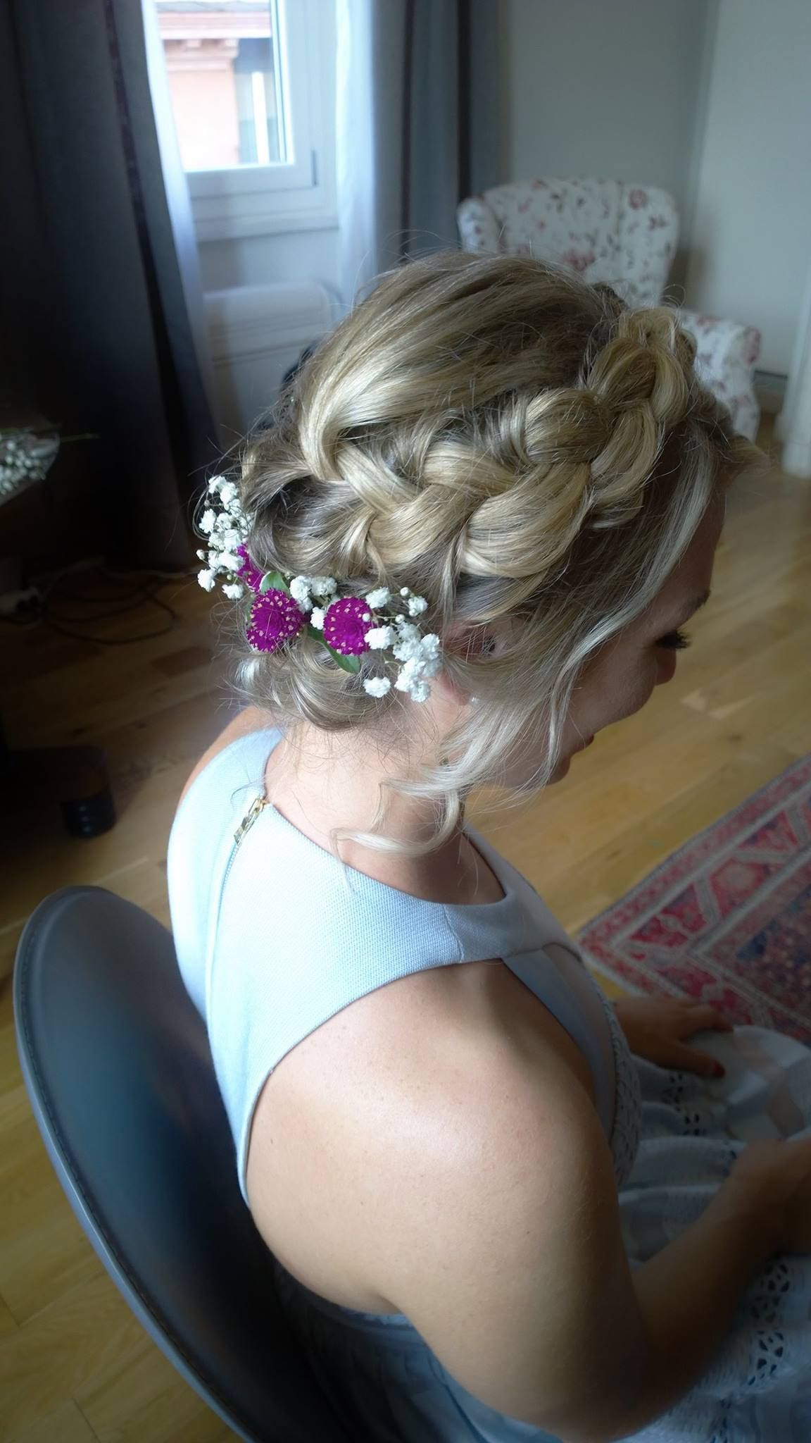 marche italy bohemian wedding non traditional wedding hair styles by