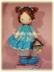 muñecas de trapo fidelinas - Buscar con Google