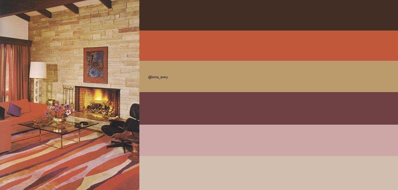 Flooring: original image via https://antiquealterego.com/2012/09/19/1970s-home-decorating-tips-flooring/vintage-home-decorating-floors11/