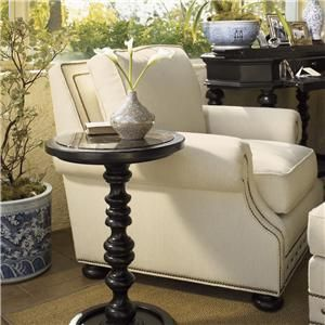 Tommy Bahama Home Kingstown Osbourne Chair End Tables