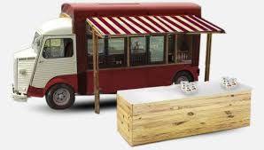 Resultado de imagen de citroen food truck
