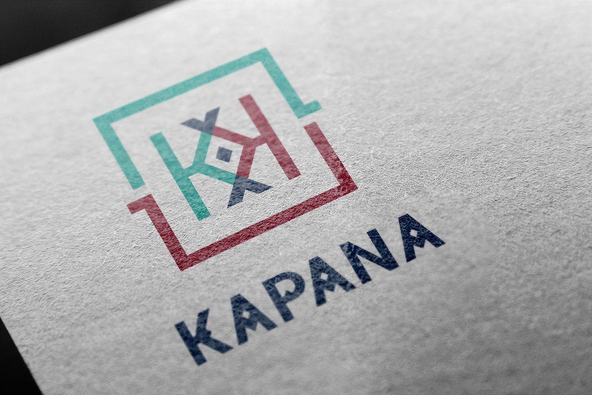 Logo branding on Behance
