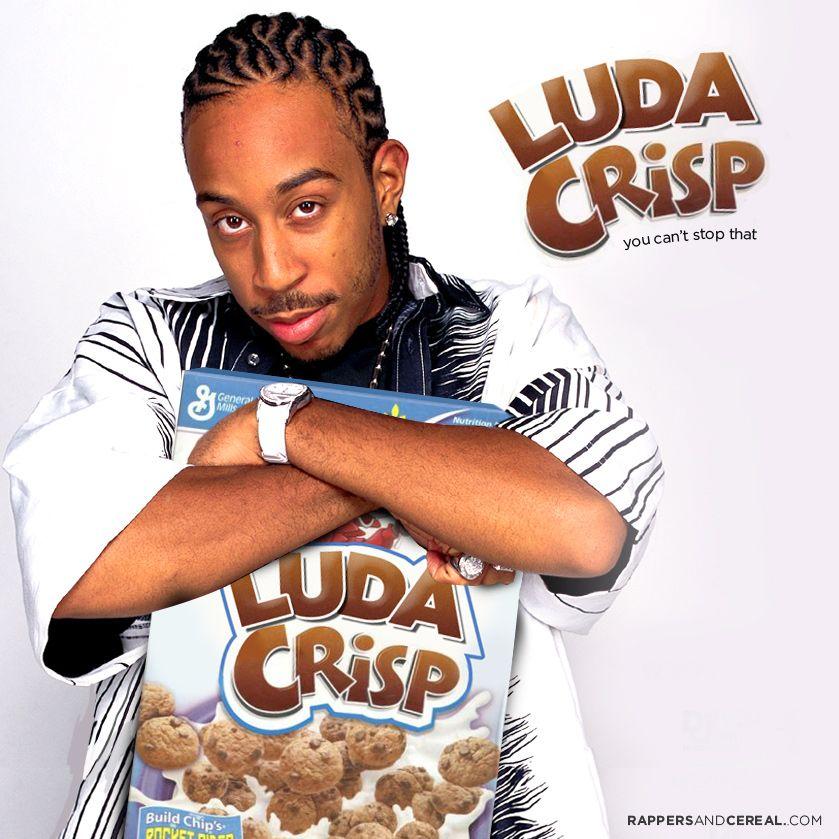 Ludacris lick you