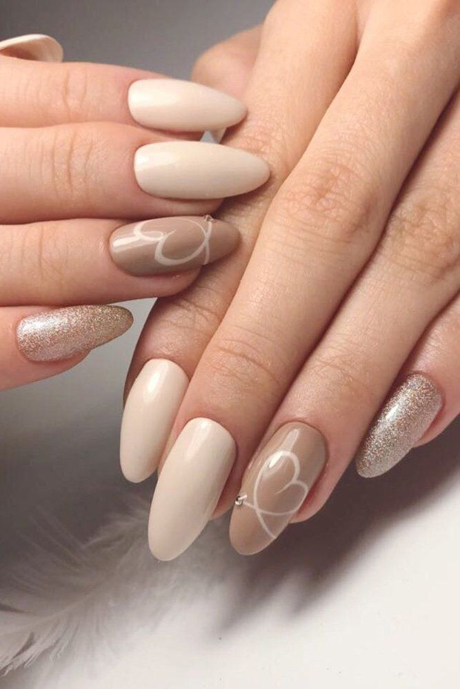 awesome 37 Simple but Elegant Nail Art for Christmas http