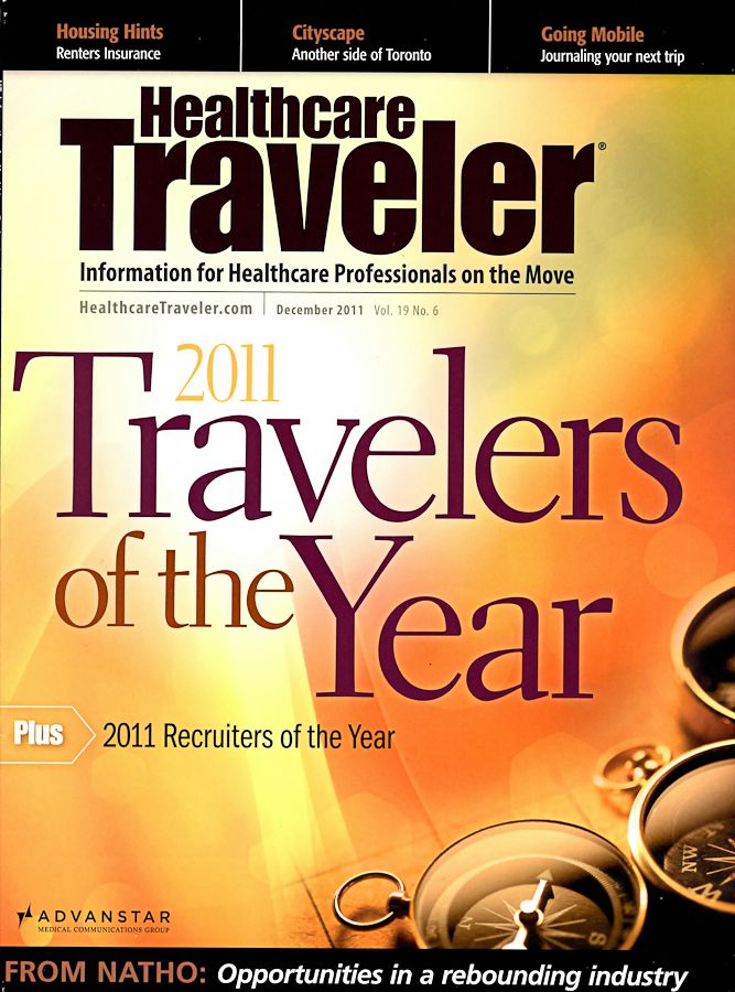 Recruiter And Traveler Of The Year Announced Travel Nursing