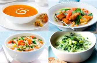 Healthy soup recipes 33 healthy homemade soups healthy soup 30 healthy homemade soups goodtoknow mobile sisterspd