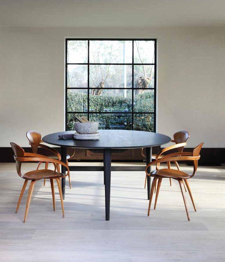 blackstone ellipse dining oak table Esstisch eiche