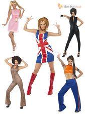 90s Fancy Dress Ebay 90s Fancy Dress Spice Girls Fancy Dress Spice Girls Costumes