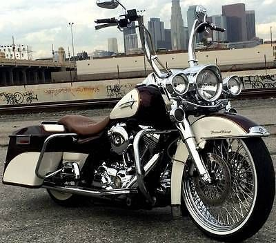 Used 2007 Harley-Davidson Touring for sale in Brea, California, Usa