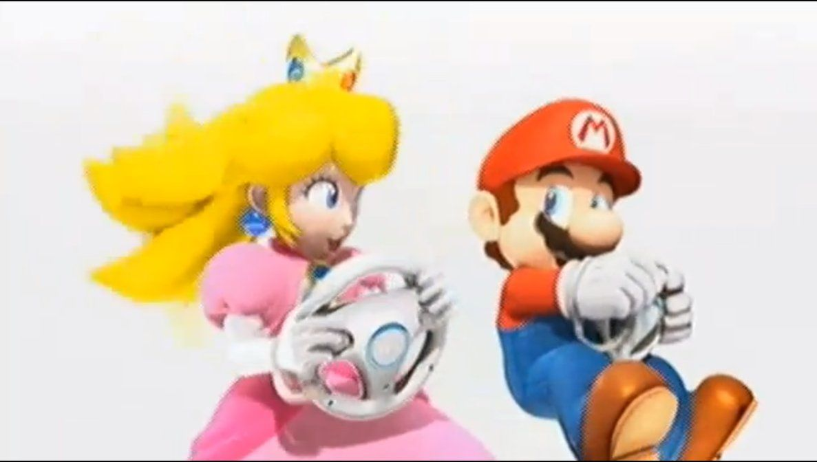 Mario X Peach I Right Here By Princesspuccadominyo Peach Mario Mario Mario And Princess Peach