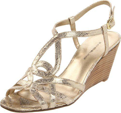 aaa01232afd23 Amazon.com: Bandolino Women's Rodger Wedge Sandal: Shoes $69 5 stars ...