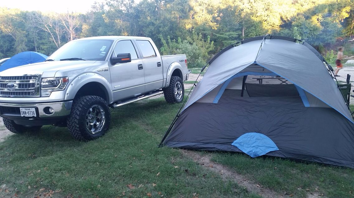 F-150 Camping   Outdoor gear, Camping, Tent