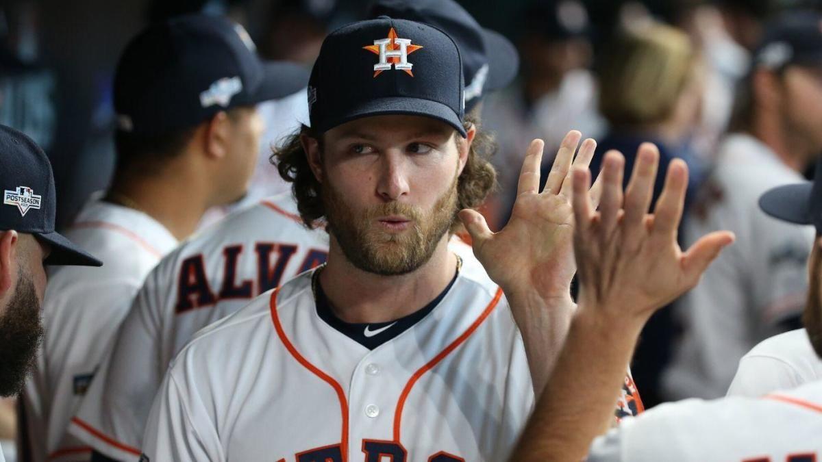 Mlb Rumors Gerrit Cole Reassures Yankees Madison Bumgarner Market Taking Shape Mlb Usa Today Sports Free Agent