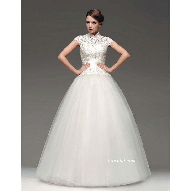 Couture Wedding Dresses 2013 | The Best 2013 Modest Couture ...