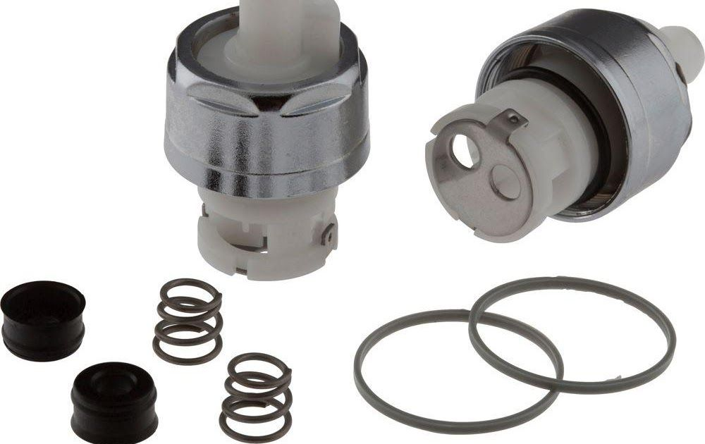 delta kitchen faucet cartridge repair