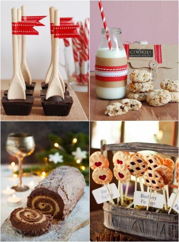 Stupendous Clever Holiday Dessert Ideas Holiday And Special Occasion Home Interior And Landscaping Eliaenasavecom