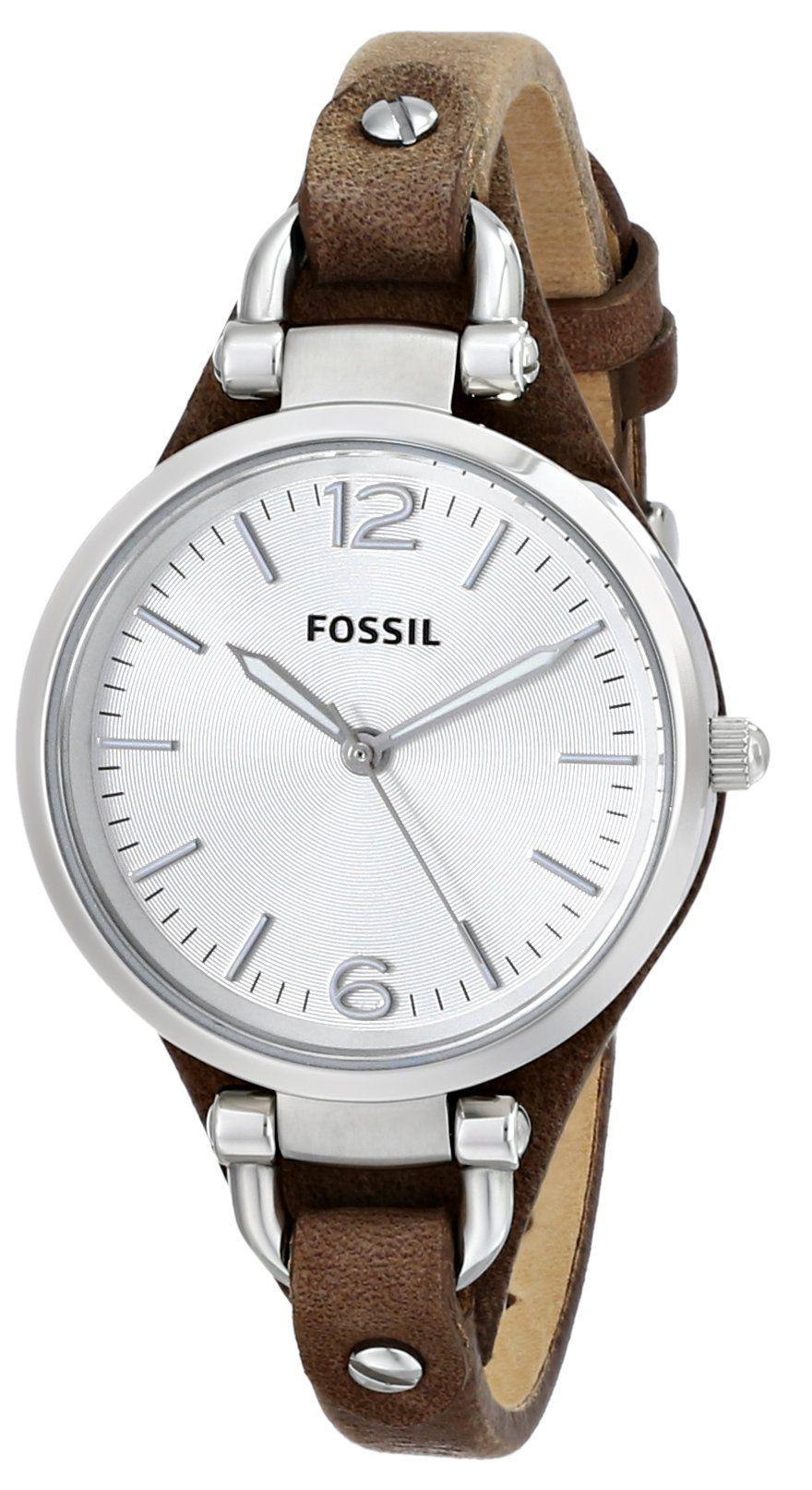 672ab08542f3 Ceas de dama original Fossil AM4141