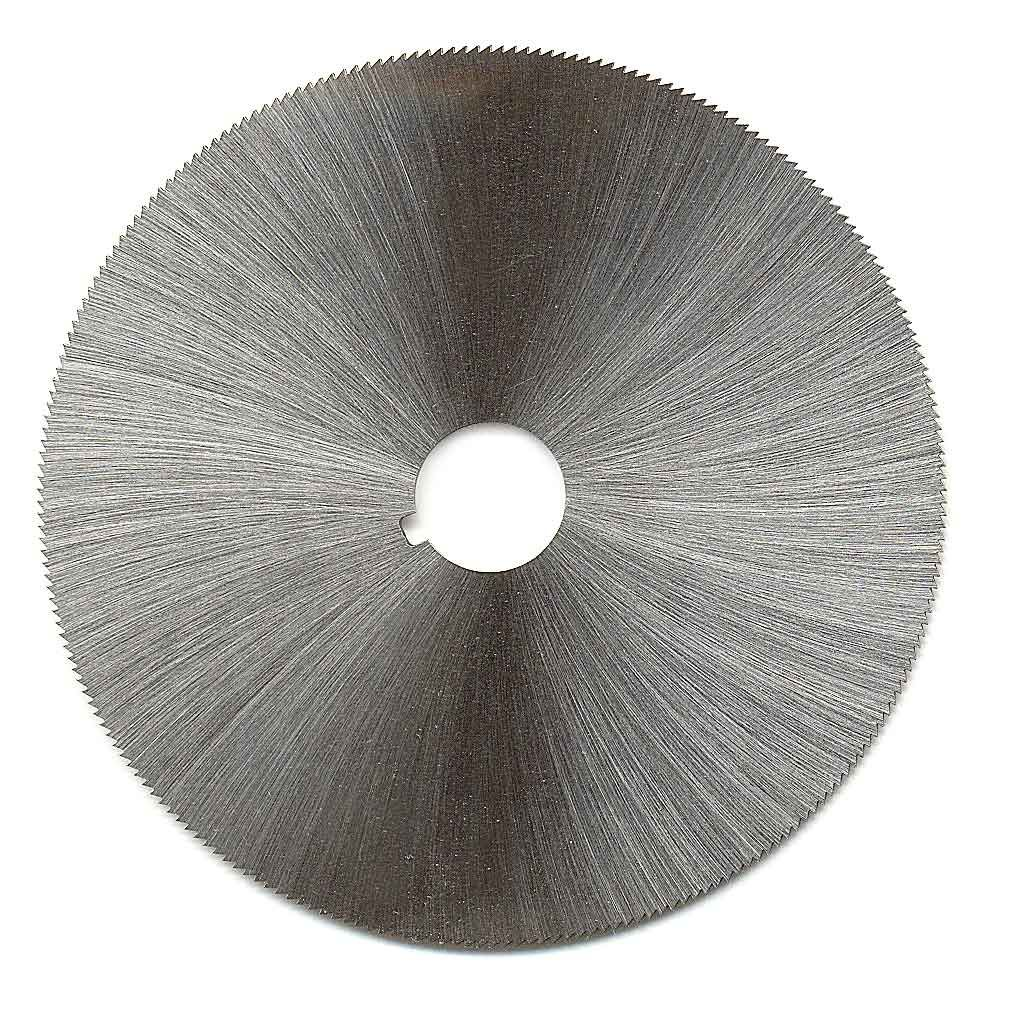 230 Tooth Hollow Ground Saw Blade 025 Inch Kerf 3 Inch Dia Saw Blade High Speed Steel Power Tool Accessories