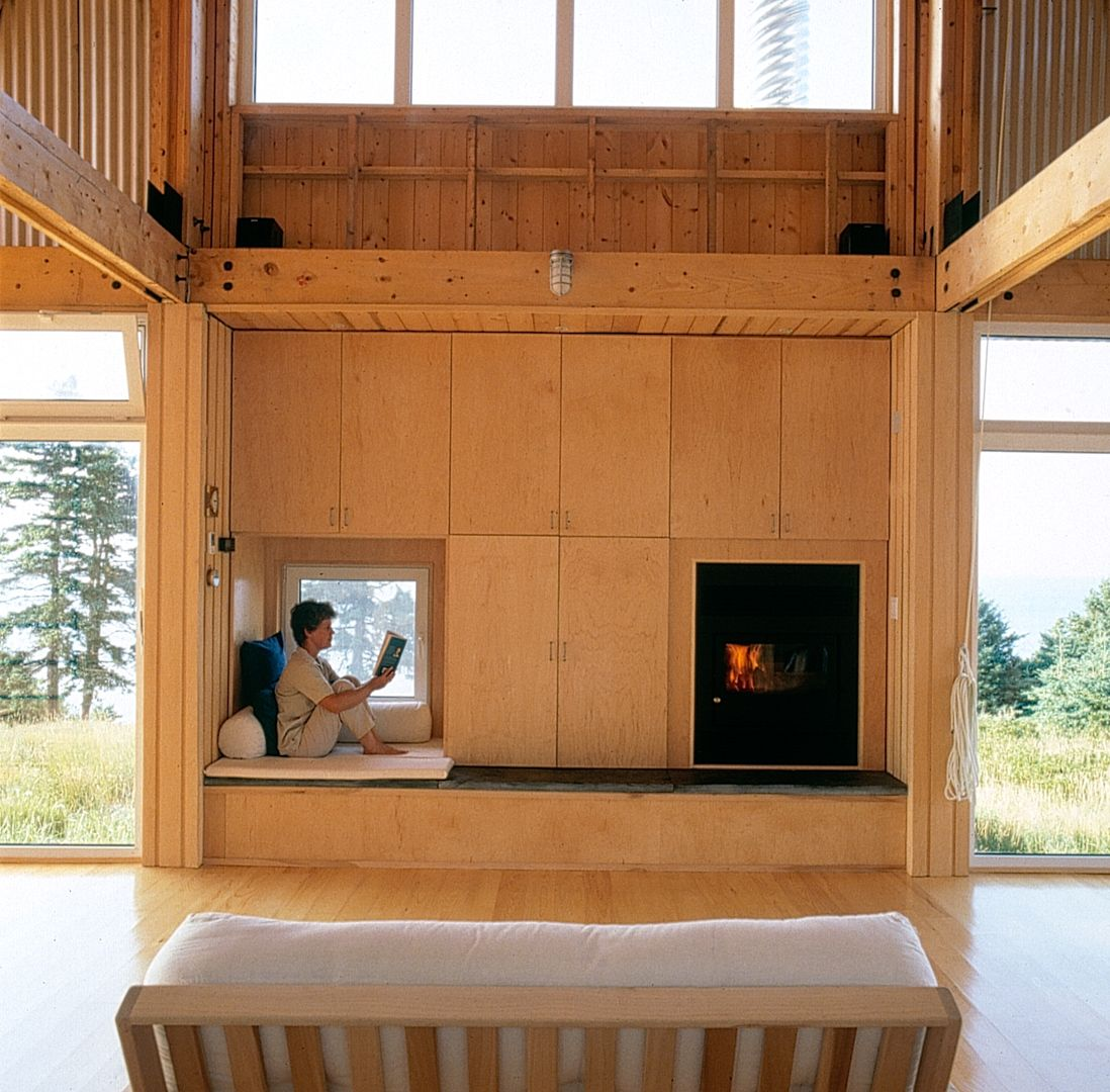 MacKay Lyons Sweetapple Architects Limited   Danielson Cottage. In This  HouseSpace ...