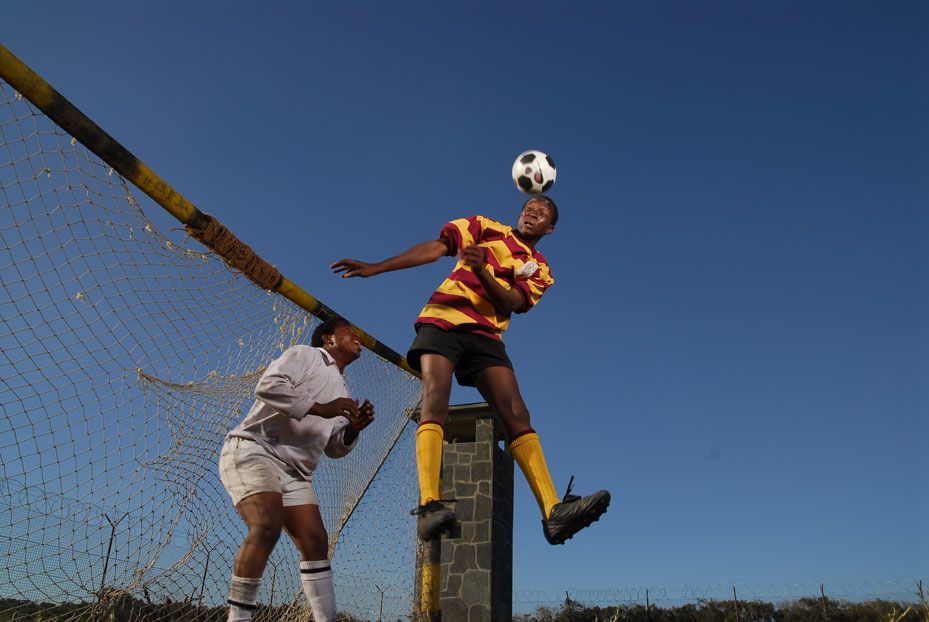 """A still from the film """"More Than Just a Game,"""" screening this Friday at the NY Indian Film Festival"""