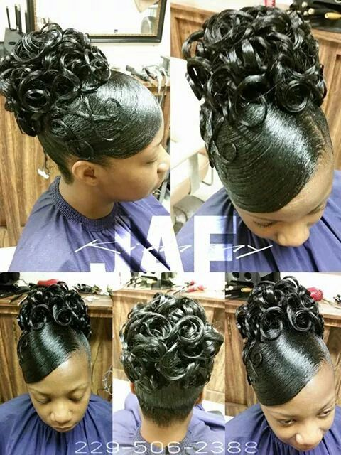 092714 Natural Hair Updo Natural Hair Styles Black Hair Updo Hairstyles