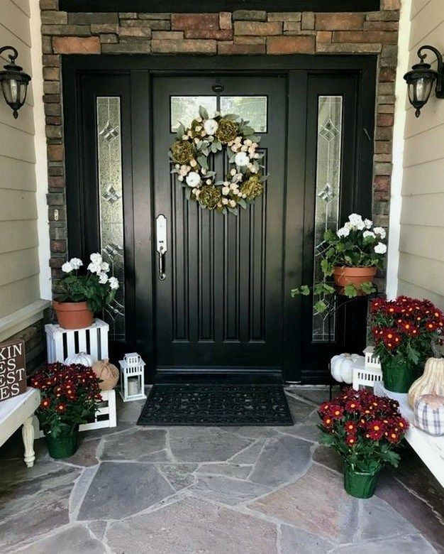 Spring front door decorations 00033 images
