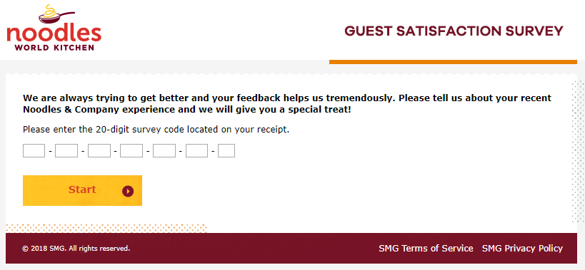 Tellnoodles Take Noodles Survey And Get Free Noodles Coupon Codes Noodles And Company Surveys Customer Survey