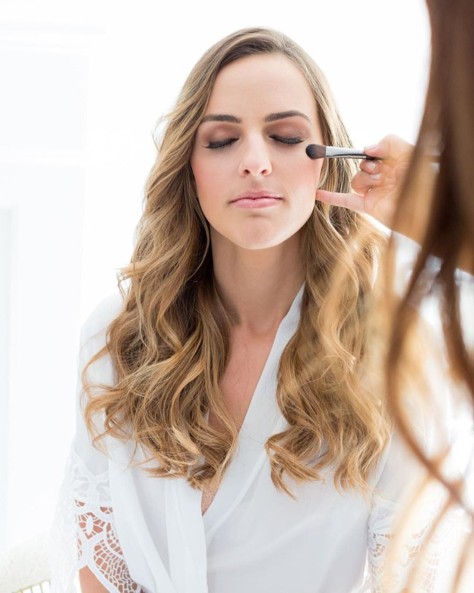 6 Reasons You Should Hire A Glam Squad For The Wedding Long Hair