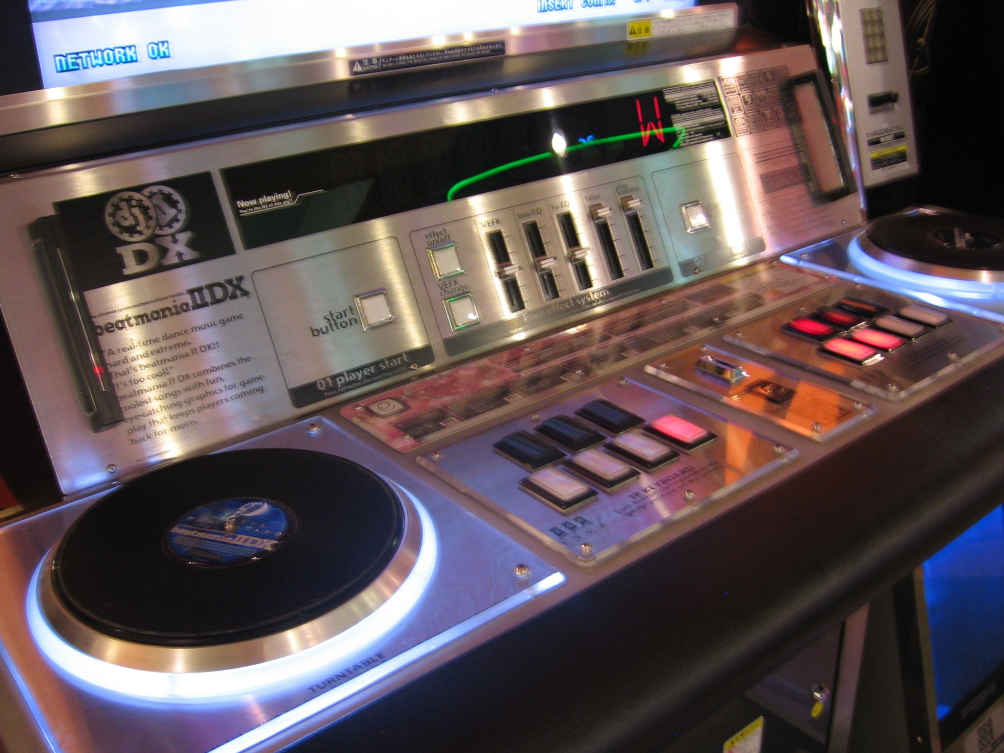 Beatmania IIDX 9th Style | Beatmania IIDX | Pinterest | Video ...