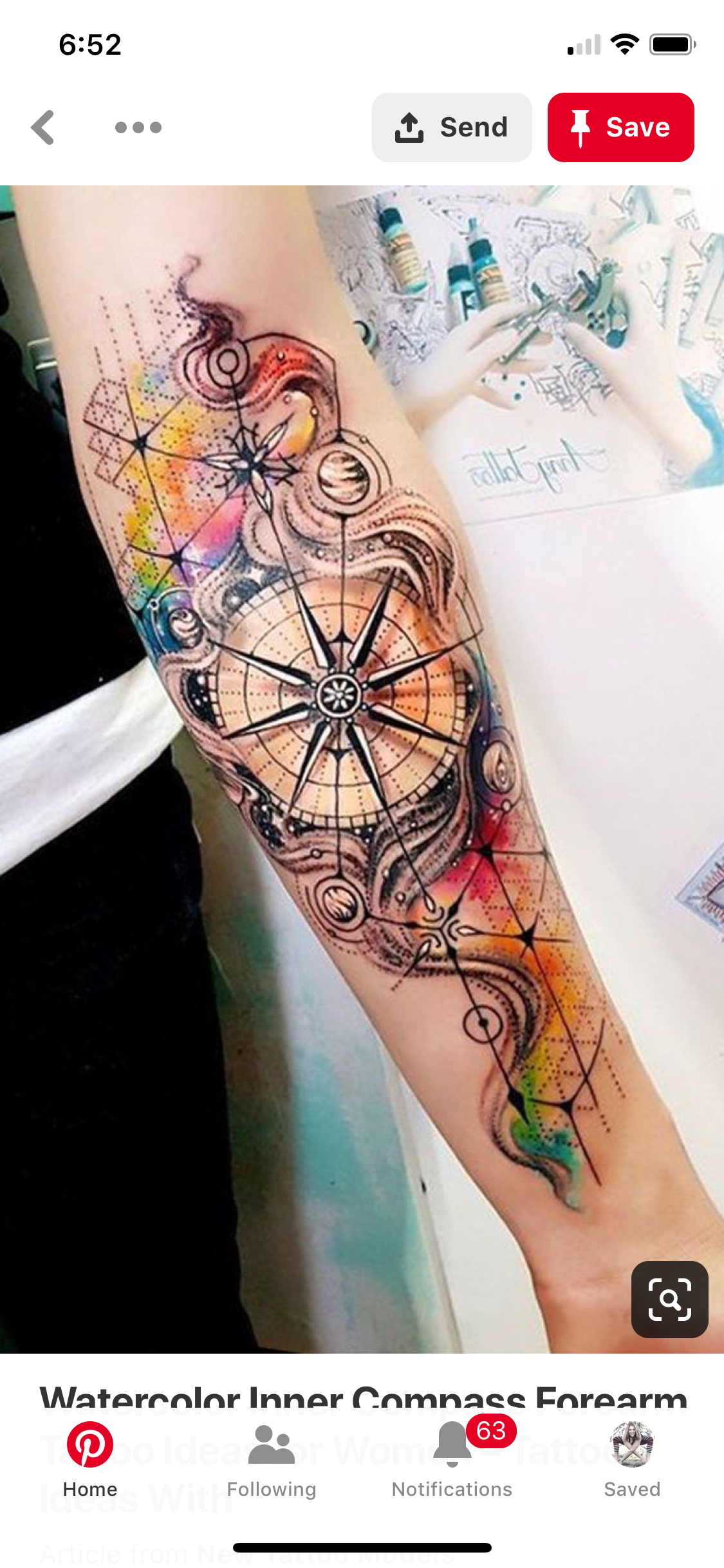 Pin By Crystal Tatem On Tattoo Inner Forearm Tattoo Creative