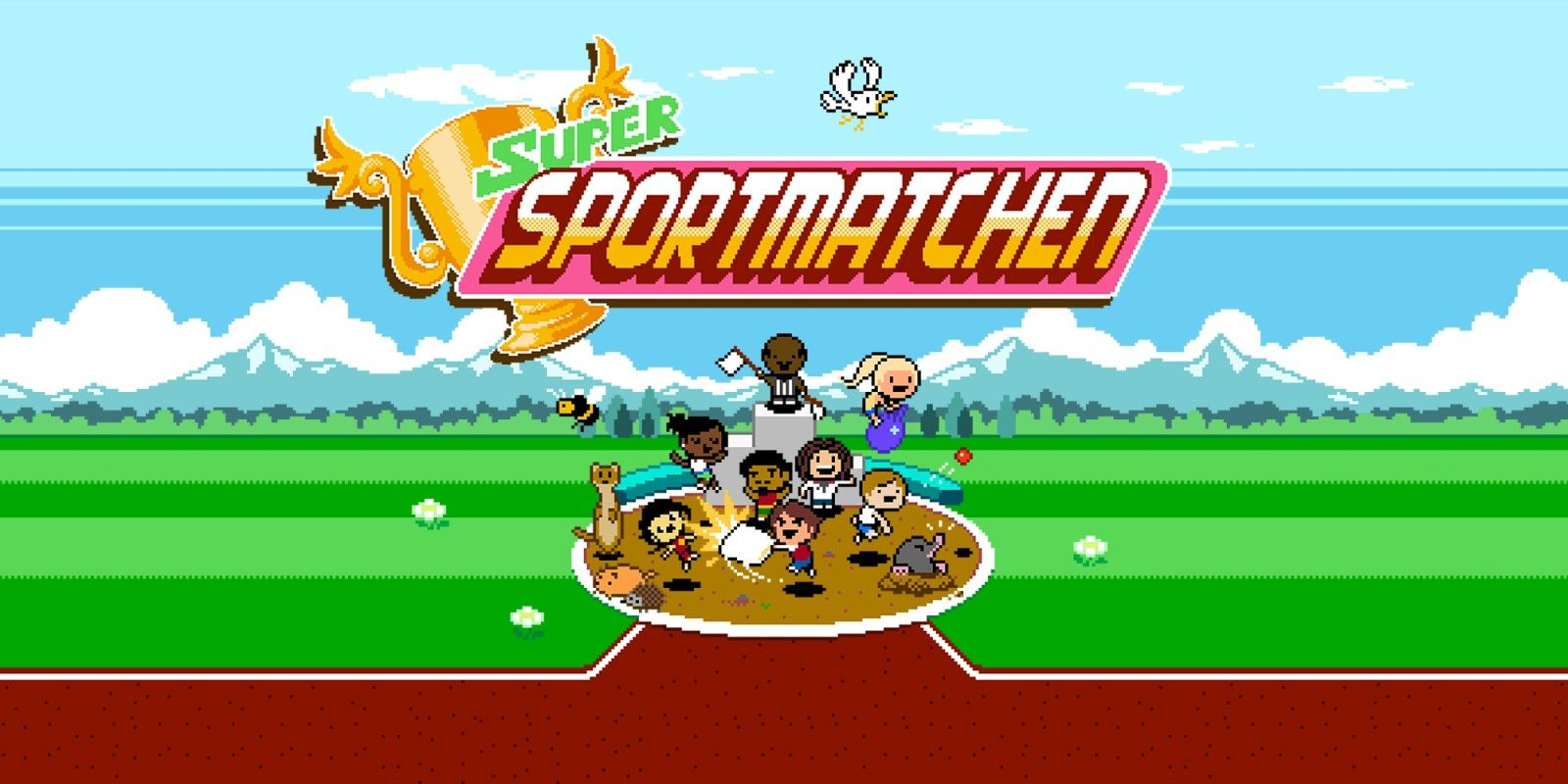 Super Sportmatchen Review Switch/Steam PLAYwithGregg
