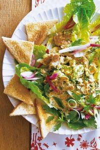 Zucchini-Rührei (die Toastscheiben bei der Low Carb Version natürlich weglassen ;-)