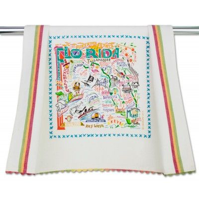 Florida Dish Towel and other states too!
