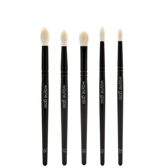 The Eye Set | Wayne goss. Eye brushes. Eye makeup