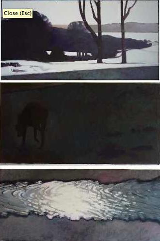 Whisper, Triptych