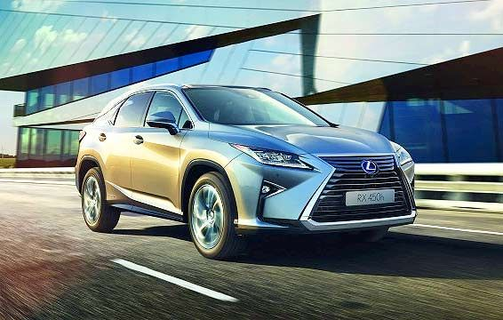 2019 Lexus Rx 450 Review Price And Release Date