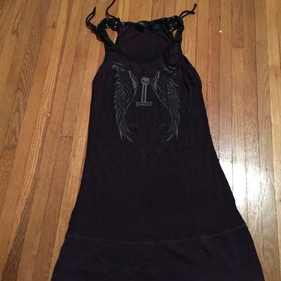 Harley Davidson Summer Dress Summer Dresses Dresses Fashion
