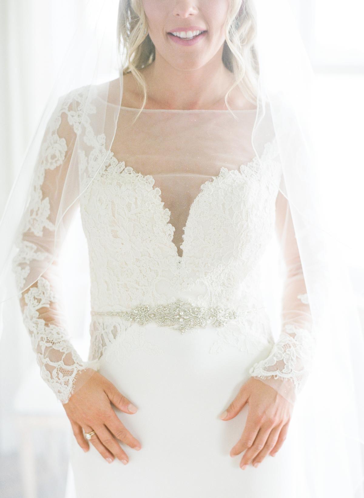 Classic New Jersey Barn Wedding At Stillwell Stables Wedding Dresses Elegant Wedding Dress Bridal Dresses