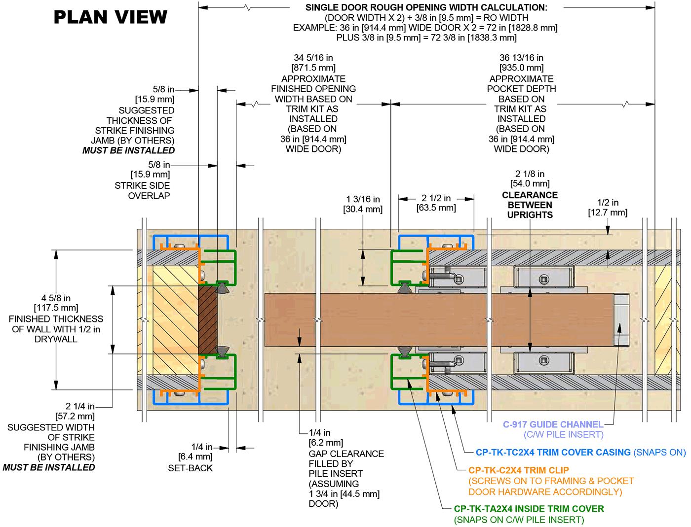Detail Designs In 2019 Interior Pocket Doors Pocket