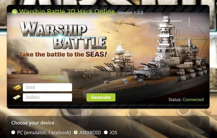 warship battle mod apk free shopping